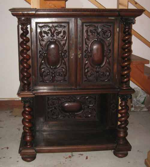 antike m bel b ffet gr nderzeit. Black Bedroom Furniture Sets. Home Design Ideas