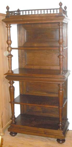 antike m bel regal gr nderzeit. Black Bedroom Furniture Sets. Home Design Ideas
