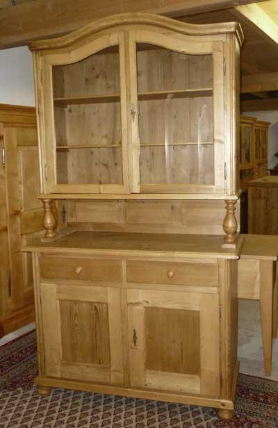 Antike Möbel Küchenschrank Weichholz Schopfheim Lörrach Basel