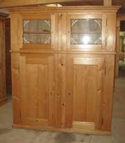 antik weichholz vitrine antike moebel l rrach schopfheim wiesental schwarzwald basel freiburg. Black Bedroom Furniture Sets. Home Design Ideas